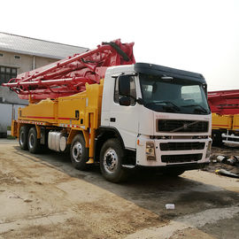 China HOT sales High Quality Putzmeister 36 42m  Uesd Truck Mounted  Concrete Pump Truck  for Sale distributor