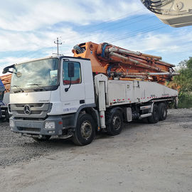 China HOT sales High Quality Zoomlion  38m 47m 50m 52m Uesd Truck Mounted  Concrete Pump Truck   for Sale in China distributor